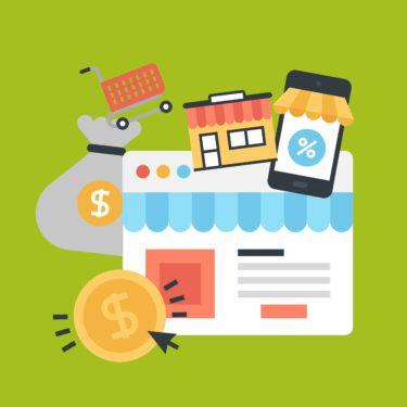 Criação de lojas virtuais e catálogos online